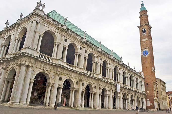 места которые стоит посетить в Виченце