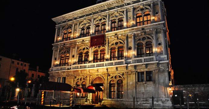 необычные достопримечательности в Венеци