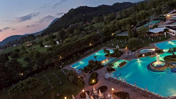термальные курорты в Италии