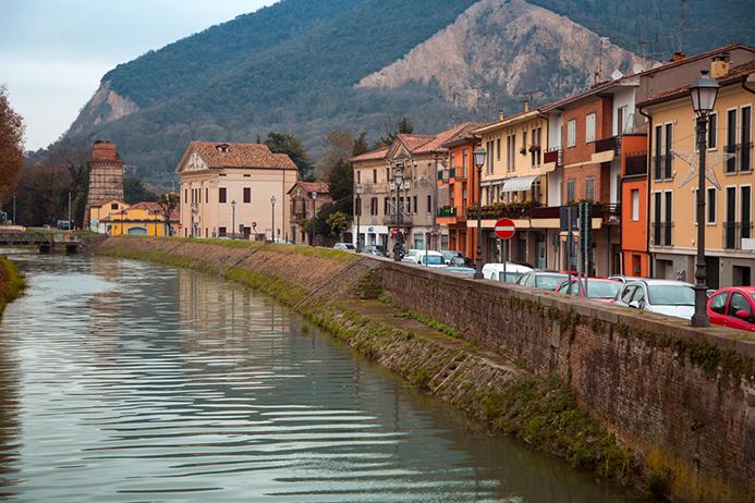 термы в Италии