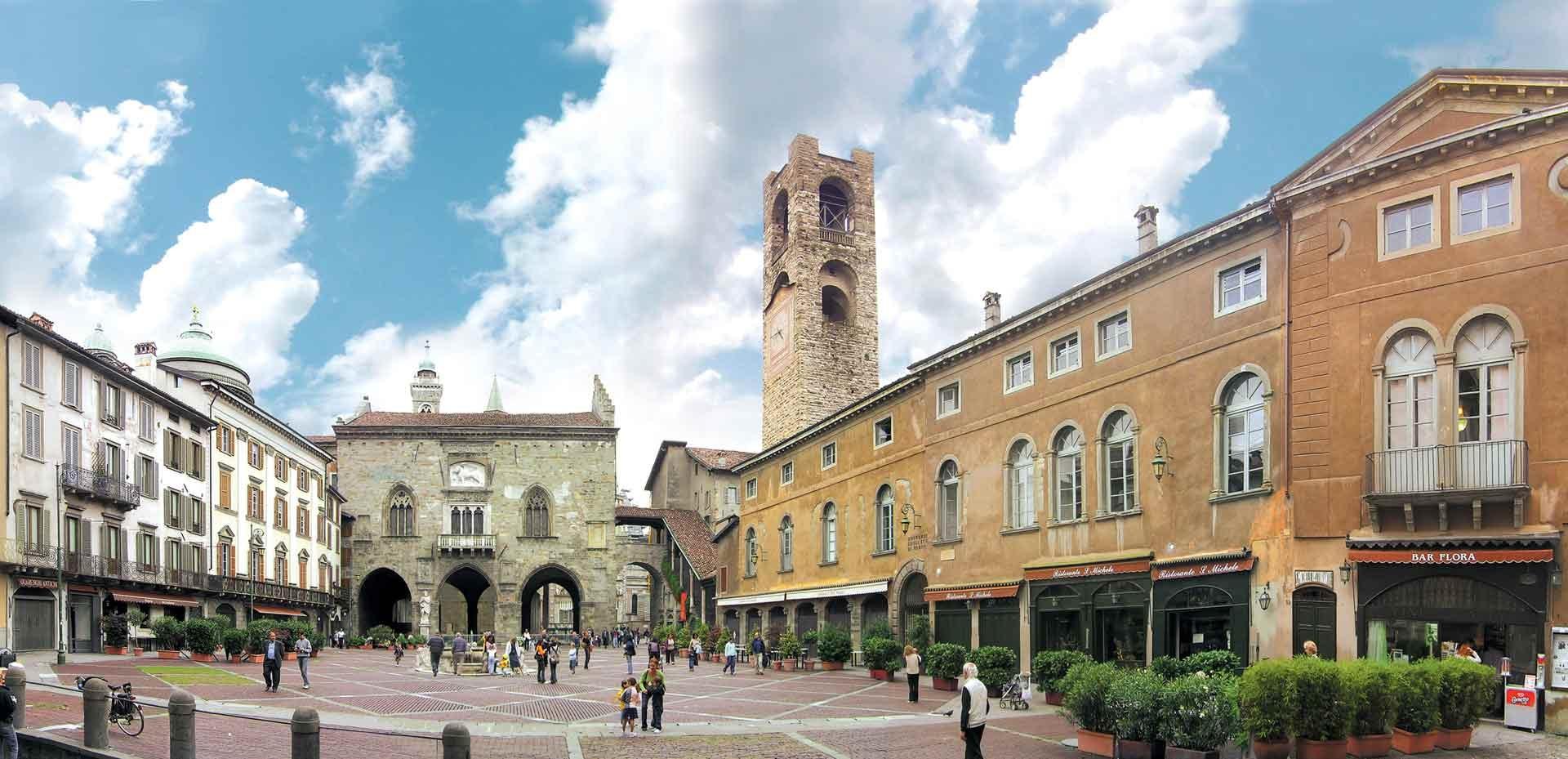 готовый маршрут в северной Италии