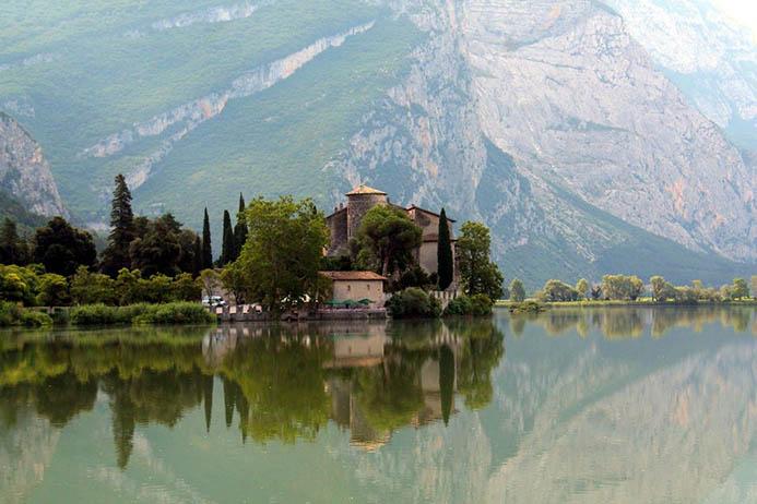 места которые стоит посетить на озере Гарда в Италии