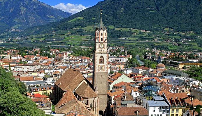 интересные достопримечательности в горах Италии