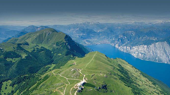 тур на авто на озере Гарда в Италии