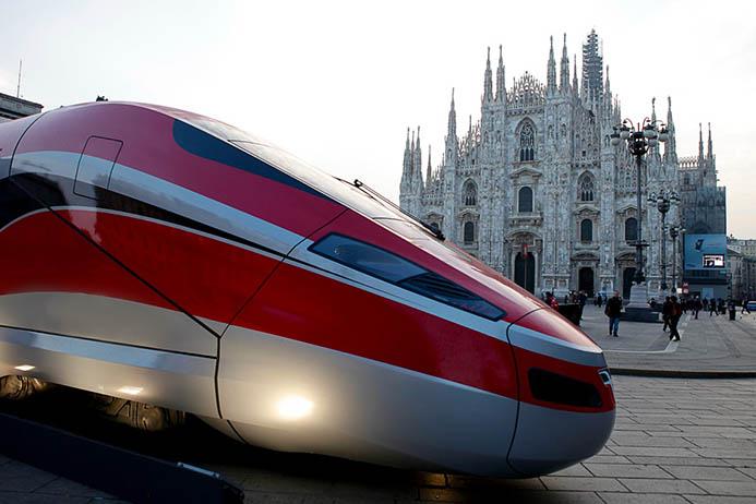 транспорт из аэропорта в Милан