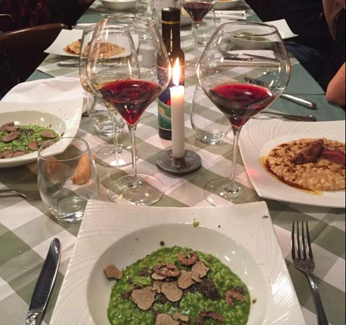 лучшие рестораны в Италии