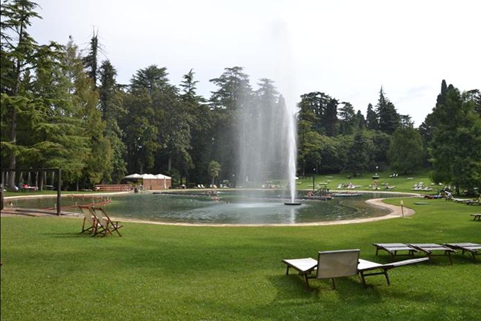 оздоровительные курорты в Италии Вилла деи Чедри