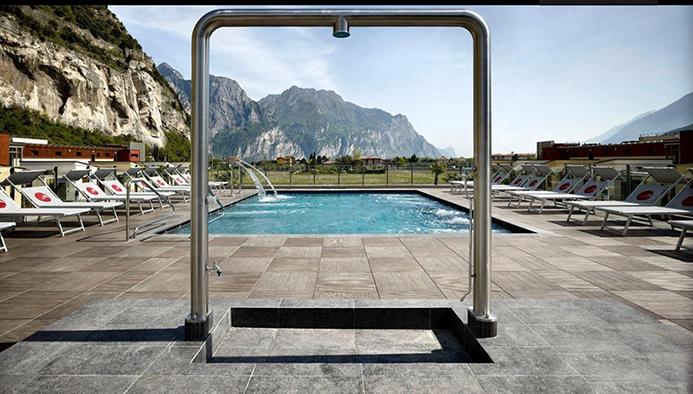 термальные источники в Италии Garda Thermae гарда терме Входной билет: 20 евро