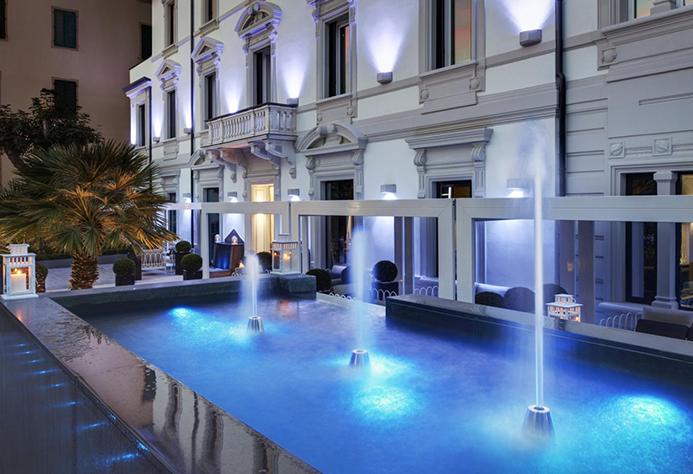 термальные курорты в Италии Монтекатини Терме