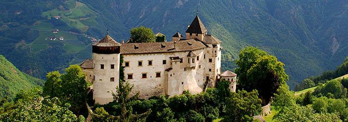 места которые стоит посетить в Альпах Италии