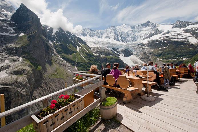лучшие рестораны в Доломитовых альпах Италии