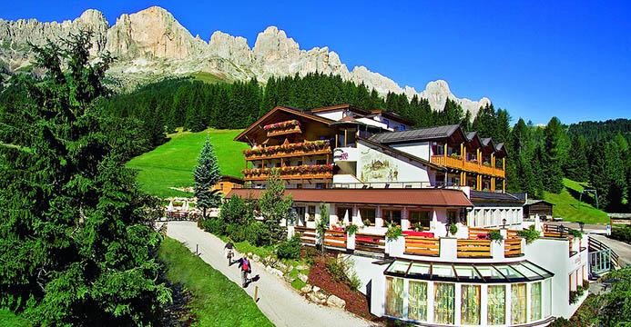 чем заняться в Доломитовых альпах Италии
