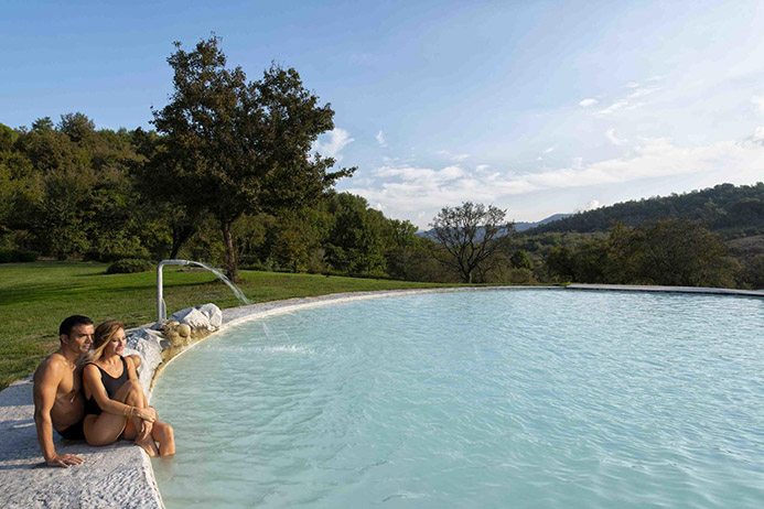 оздоровительные курорты в Италии Рим Терме Стильяно