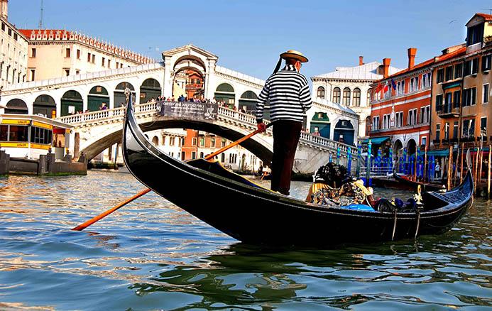самостоятельный тур в Венеции с детьми