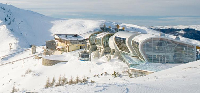 горнолыжные курорты Италии Монте Бальдо