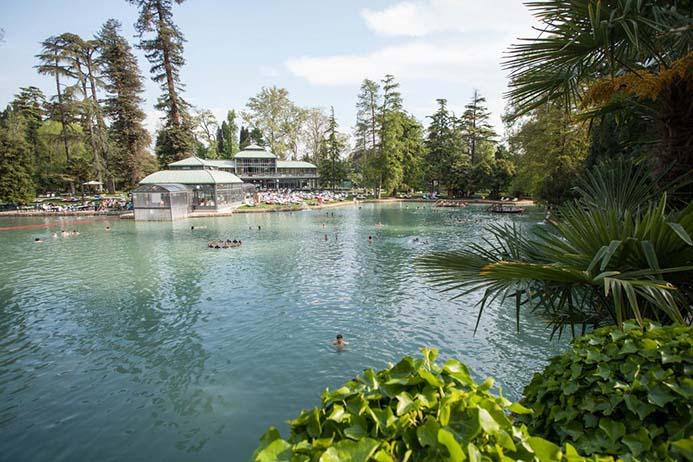 термальные курорты в Италии Вилла деи Чедри