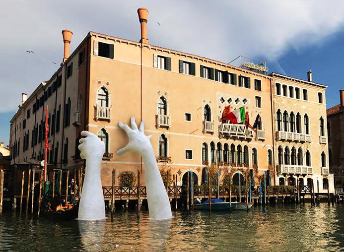 необычные достопримечательности в Венеции с детьми