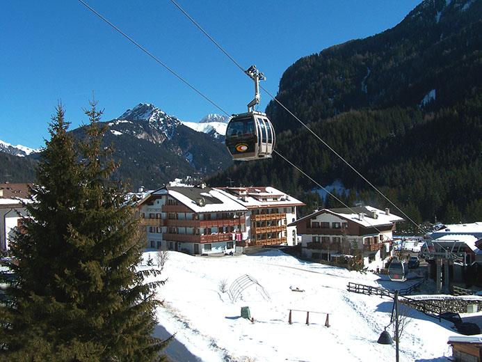 путешествие с детьми в Доломитовых Альпах