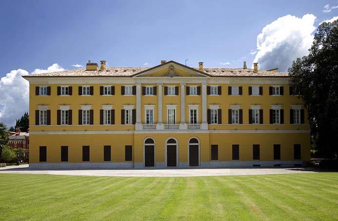 оздоровительный туризм в Италии Вилла деи Чедри