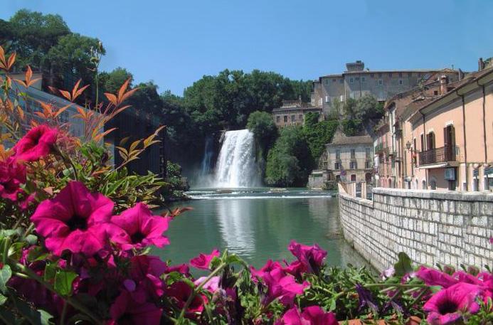 термальные источники в Италии Монтекатини Терме