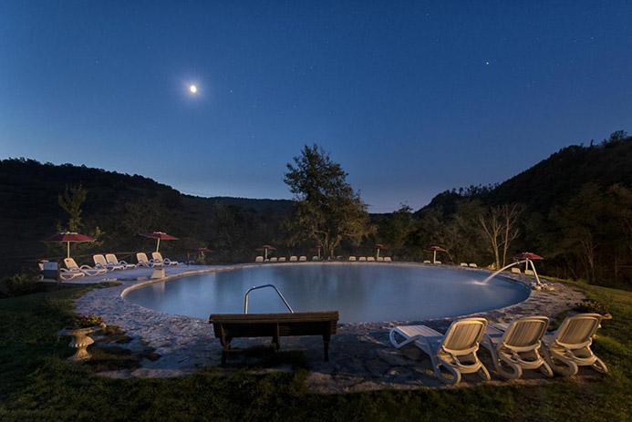 термальные курорты в Италии Рим Терме Стильяно