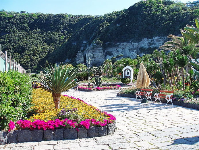 оздоровительные курорты в Италии Термальный парк Сады Посейдона