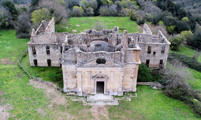 минеральные источники в Италии Рим Терме Стильяно