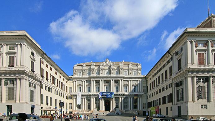 места которые стоит посетить в Генуя