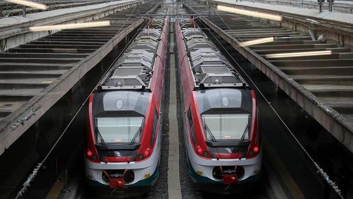 скоростной поезд в Италии цена