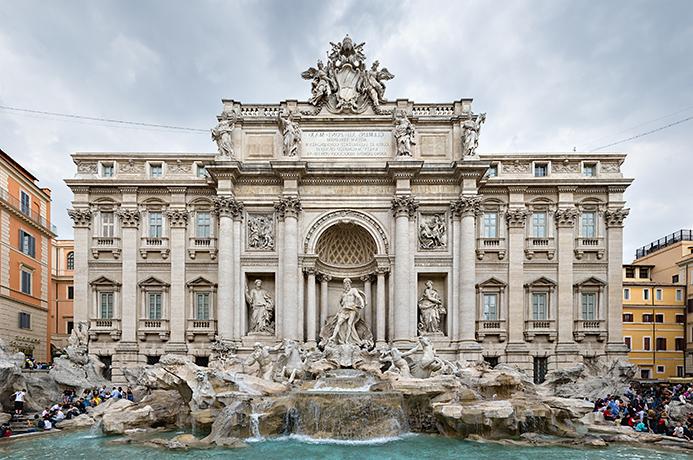 интересные достопримечательности в Италии в Риме