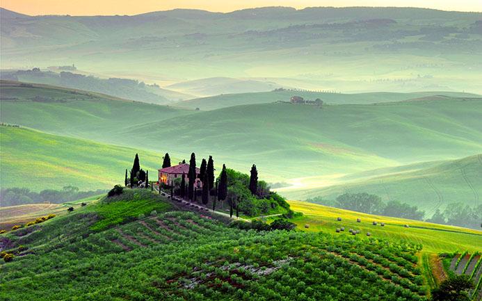интересные достопримечательности в северной Италии