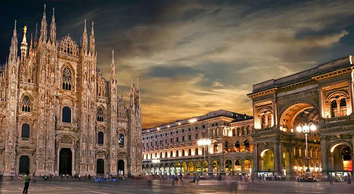 автобус из аэропорта в Милан