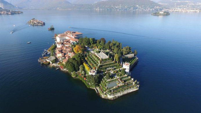 самые красивые Острова Италии