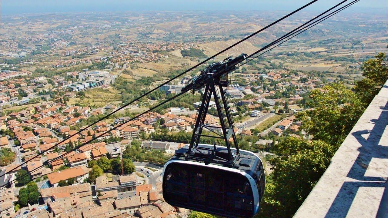 интересные достопримечательности в Сан Марино