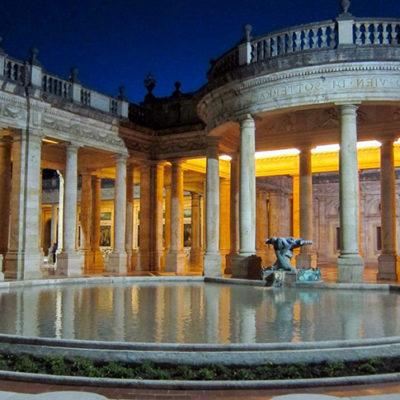 оздоровительные курорты в Италии Монтекатини Терме