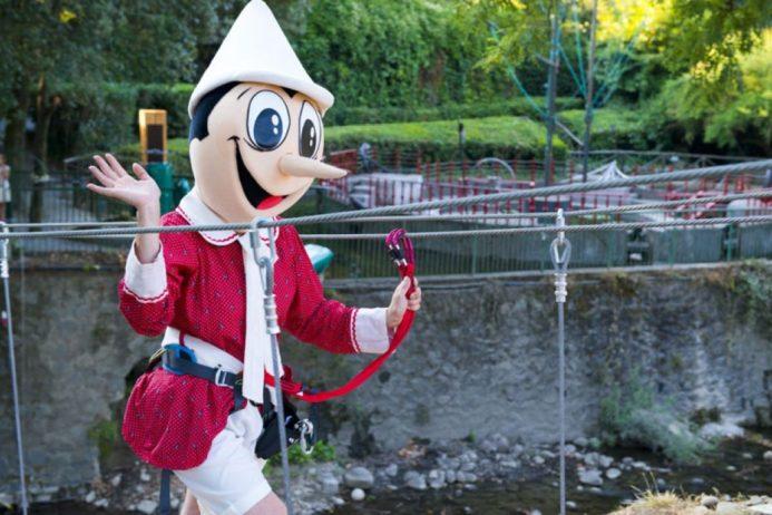 Парк Пиноккио в Италии Стоимость билетов евро