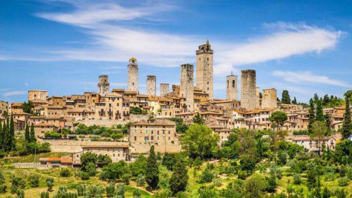 что посмотреть в Тоскане Италия