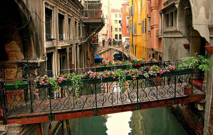 венеция летом