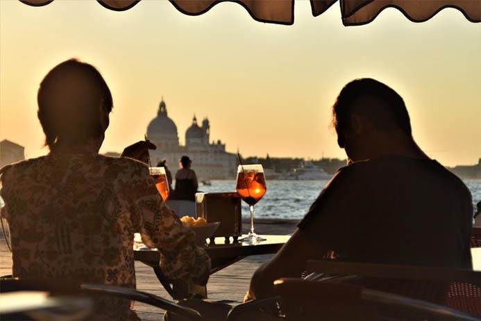 алкоголь в Венеции