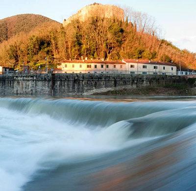 оздоровительный туризм в Италии Термы Сан Джулиано