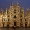 Кафедральный собор Милана.